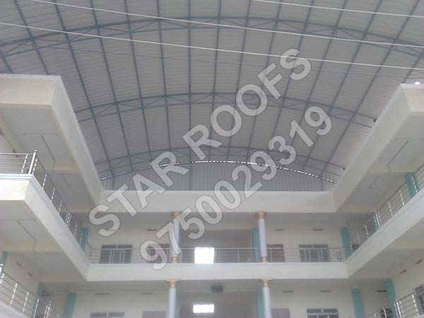 arch roof contractors chennai