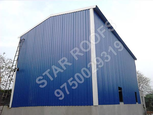 industrial roofing chennai