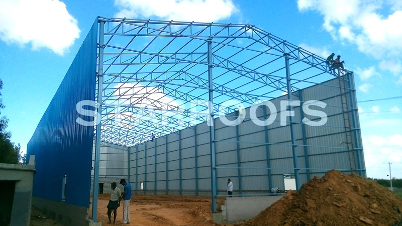 warehouse shed work in chennai