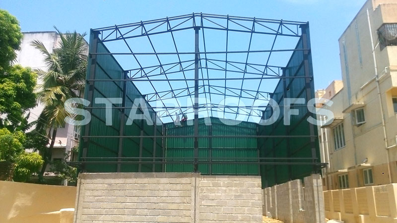 industrial roofing in chennai