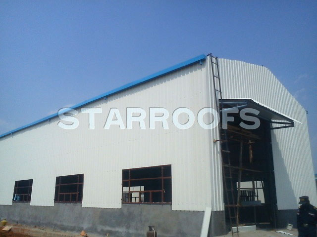 metal roofing solutions in chennai